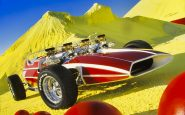 INVADER – 60's Show Rods and The Secret Life of Walter Mitty