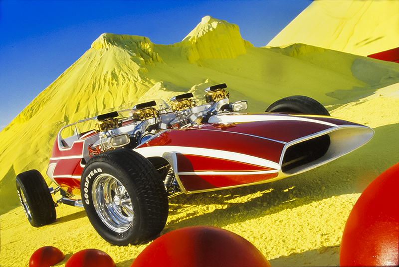 Kit Cars To Build Yourself In Usa: Invader: Show Rods Of The 1960's And America's Most