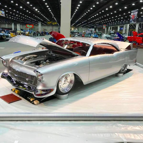 Breaking News 2018 Detroit Autorama Ridler Winner Announced