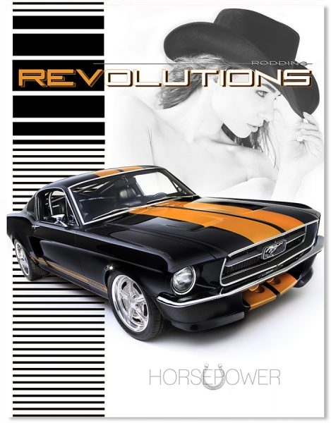 Rodding Revolutions Issue 2 Cover
