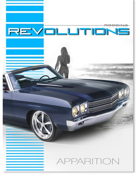 Rodding Revolutions Issue 3 Cover