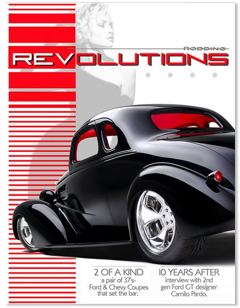 Rodding Revolutions Issue 1 Cover