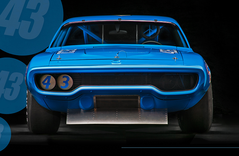 richard-petty-plymouth-road-runner-1971-nascar-winston-cup ...