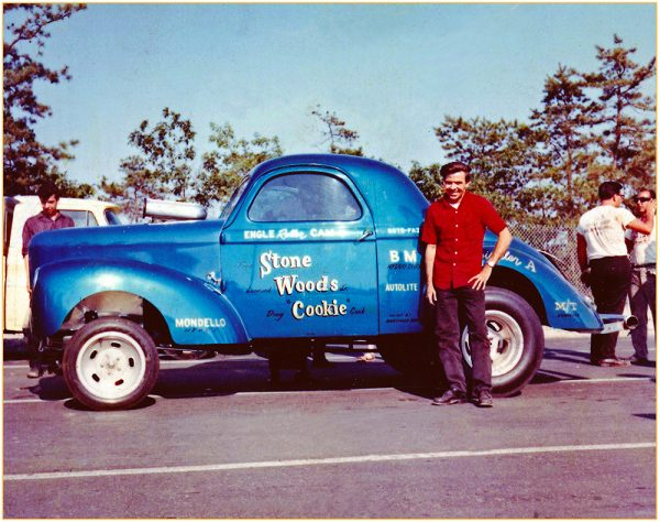 The iconic Stone, Woods and Cook Willys Gasser  The NHRA's